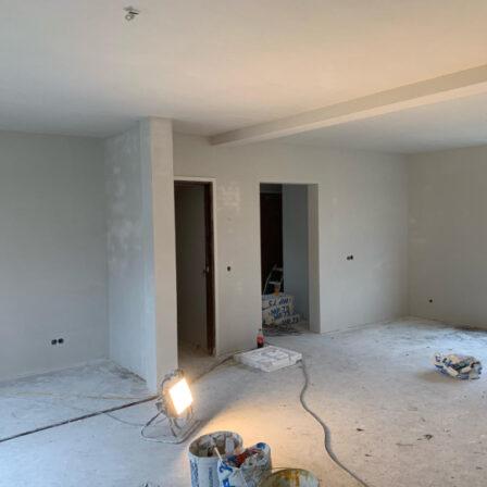 Stucwerk nieuwbouw